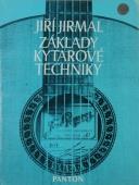 Základy kytarové techniky - Jirmal Jiří