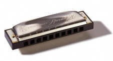 Hohner Special 20 G - foukací harmonika