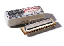 Hohner Marine Band Classic G - foukací harmonika
