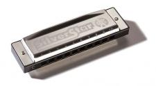 Hohner Silver Star E - foukací harmonika