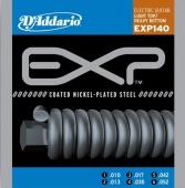 D'Addario EXP 140 - struny na elektrickou kytaru 10/52