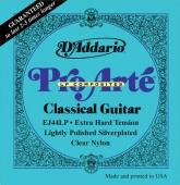 D'Addario EJ 44 LP - nylonové struny na klasickou kytaru