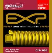 D'Addario EXP 12 - struny na akustickou kytaru 13/56
