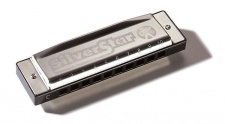 Hohner Silver Star G - foukací harmonika