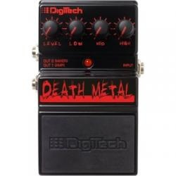 DIGITECH Death Metal - kytarový efekt distortion