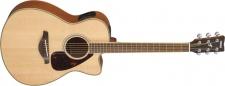Yamaha FSX 720 SC - elektroakustická kytara