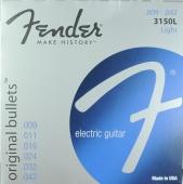 Fender 3150 L Original Bullets - struny pro elektrickou kytaru