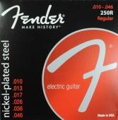 Fender 250 R - struny pro elektrickou kytaru