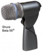 Shure BETA 56A