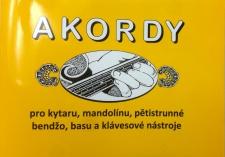 Akordy - Jiří Macek