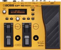 BOSS GP 10 GK - kytarový procesor + GK snímač