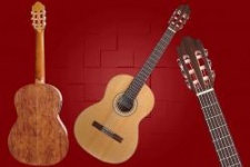 Camps CE-100 cedar - klasická kytara se snímačem