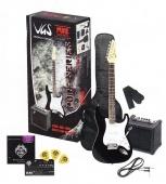 VGS RC 540 - kytarový set black