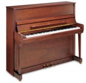 Bohemia Piano 123A EXCLUSIVE ořech lesk