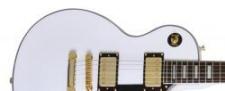 Gibson Les Paul Studio bílá - elektrická kytara