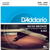 DADDARIO EJ 62 Br 10/34