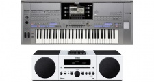 Yamaha Tyros 5-61 - workstation