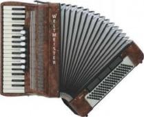 Weltmeister Model Opal 37/96/III/7/3 klávesový akordeon