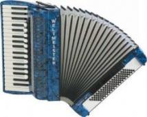 Weltmeister Model Cassotto 374 - 37/96/IV/11/5 klávesový akordeon