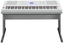 Yamaha DGX 660 WH - digitální piano s doprovody
