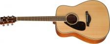 Yamaha FG 820L NT - levoruká westernová kytara