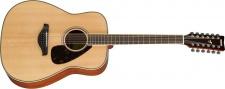 Yamaha FG 820 12 NT - dvánáctistrunná westernová kytara