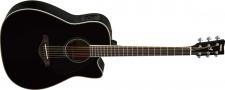 Yamaha FGX 820C BL - elektroakustická kytara
