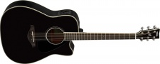 Yamaha FGX 830C BL - elektroakustická kytara