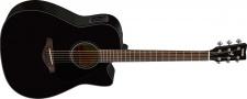 Yamaha FGX 800C BL - elektroakustická kytara