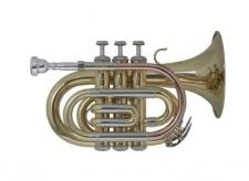 Bach PT 650 - kapesní Bb trumpeta