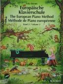 Evropská klavírní škola 2 - Emonts, Fritz