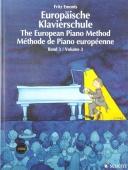 Evropská klavírní škola 3 - Emonts, Fritz