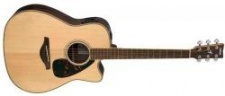 Yamaha FGX 730 SC - elektroakustická kytara