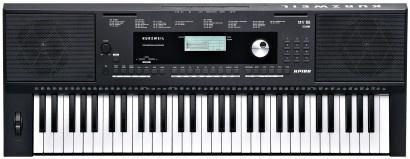 Kurzweil KP100 - klávesy s dynamikou