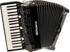 Roland FR 4X BK - digitální akordeon