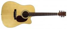 BaCH DC 70SED - akustická kytara