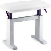 Stagg PBH 780 WHM SWH - hydraulická klavírní stolička