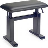 Stagg PBH 780 BKM LBK - hydraulická klavírní stolička