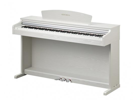 KURZWEIL M 110 WH - digitální piano se stoličkou