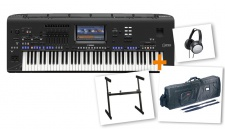 YAMAHA Genos TRAVEL SET - workstation
