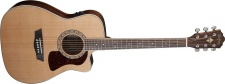 Washburn HF 11 SCE-O-U - elektro-akustická kytara