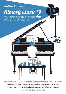 Filmový klavír 2 - klavírní noty