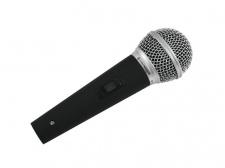 Omnitronic M 60 - dynamický mikrofon