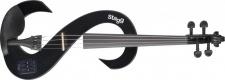 Stagg EVN 4/4 BK - elektrické housle