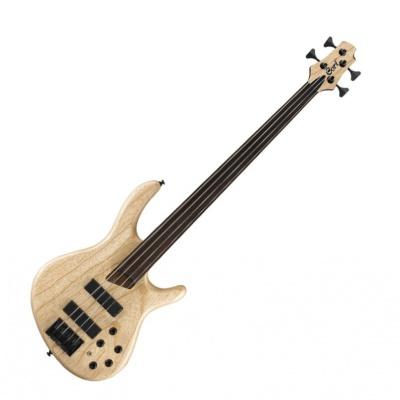 Cort B4 FL Plus AS OPN - bezpražcová baskytara