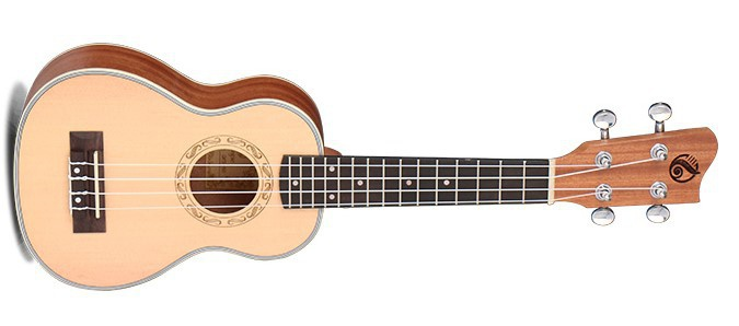 Grape GKS 50 - sopránové ukulele