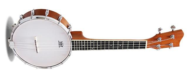 Smiger BJX 30C - banjolele