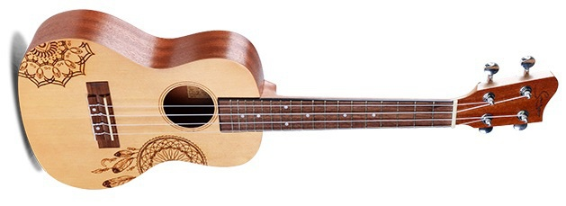 Smiger GKC 355 A - koncertní ukulele