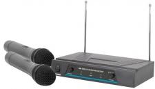 QTX VHF 2 - bezdrátový set handka 2x