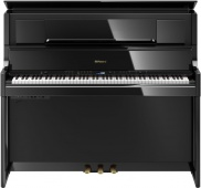 ROLAND LX708 PE - digitální piáno černé